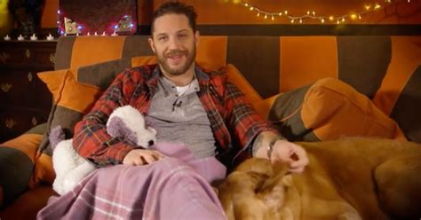 Tom Hardy is back on CBeebies for his final Bedtime Story