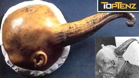 Top 10 Bizarre Controversial Archaeological Discoveries