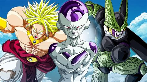 Top 10 Dragon Ball Z Villains TheTopTens