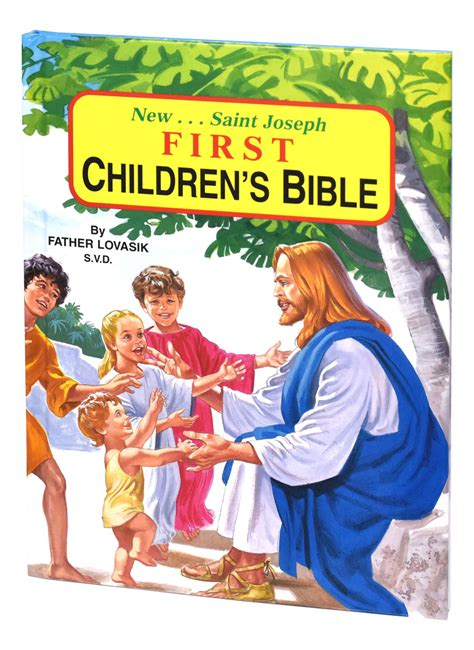 Top 5 Bible Stories for Kids From Old and New Testament
