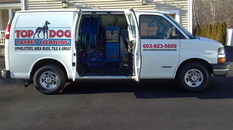 Top Dog Carpet Cleaning in Rochester Nh