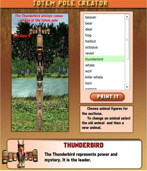 Totem Pole Maker