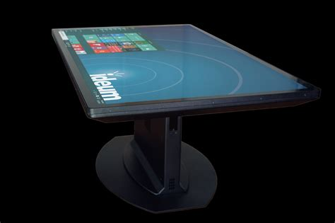 Touch Tables and Multitouch Coffee Tables ideum