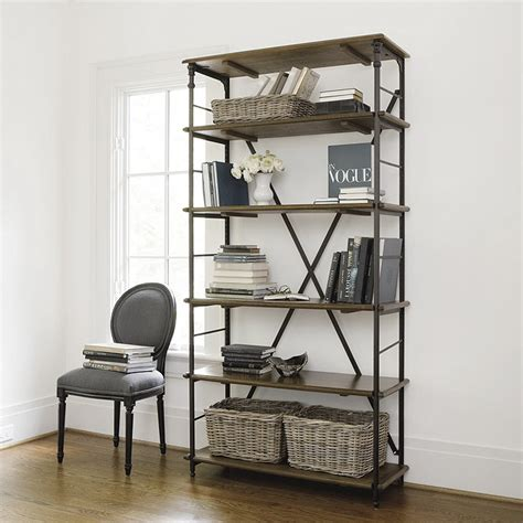 Toulouse Tall Bookcase Ballard Designs