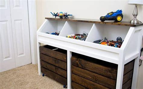 Toy Box Plans Kids Toy Storage Unique Toy Box