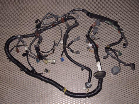 Toyota Engine Wiring Harness