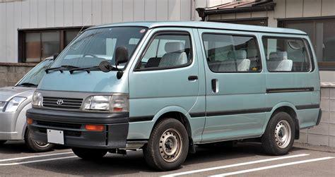 Toyota Hiace Wikipedia