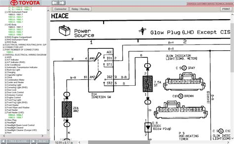 wiring diagram toyota hiace images wiring diagram for power toyota hiace wiring diagram service repair manual