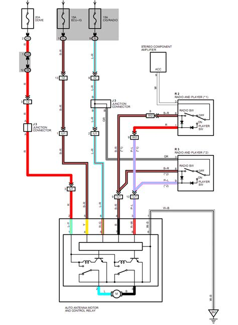 aftermarket power antenna wiring diagram images antenna wiring toyota power antenna wiring diagram toyota wiring