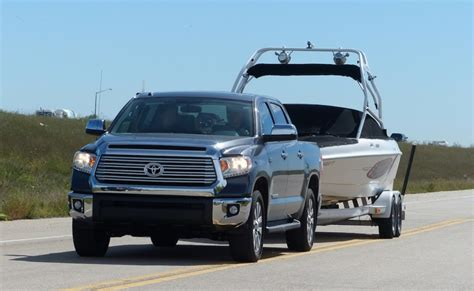 Toyota Tundra Towing Basics What To Know Before You Tow