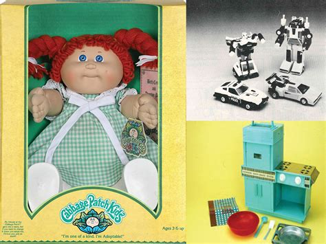 Toys and games from the past