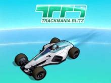 TrackMania Online online game GameFlare