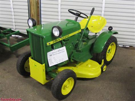john deere 111 wiring diagram lawn mower images tractordata john deere 110 tractor information