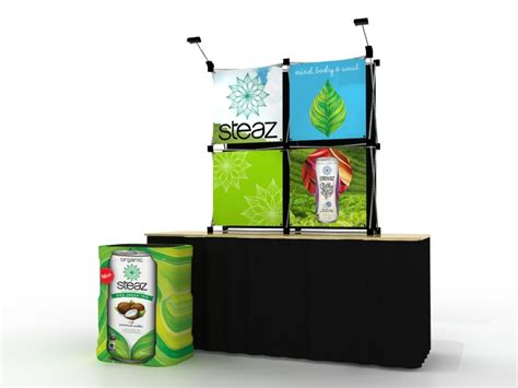 Trade Show Displays Booths Table Top Displays Stand Up
