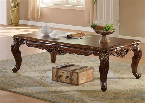 Traditional Coffee Table Farmhouse Coffee Tables by