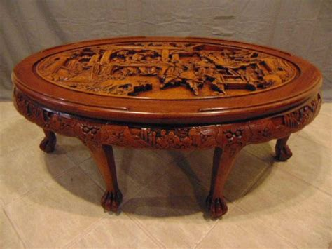 Traditional Oriental Table Coffee Table antiques by
