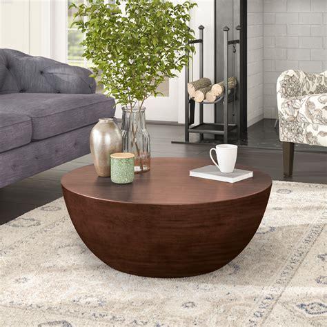 Traditional Wood Coffee Tables You ll Love Wayfair