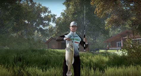 Trailer For Fishing Simulator Game Is Freaking Intense Man