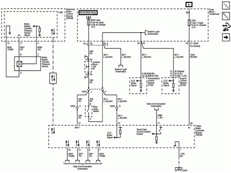 2006 chevy 2500 trailer wiring diagram images trailer wiring diagrams pinouts chevy truck forum gm