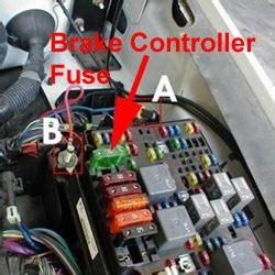prodigy brake controller wiring harness images tekonsha p2 trailer brake controller fuse location chevy truck