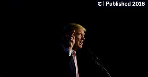 Transcript Donald Trump Expounds on His Foreign Policy