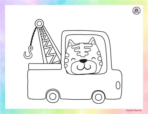 Transportation Coloring Pages best transport coloring