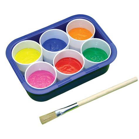 Trays Pots Painting Accessories Painting Art Craft