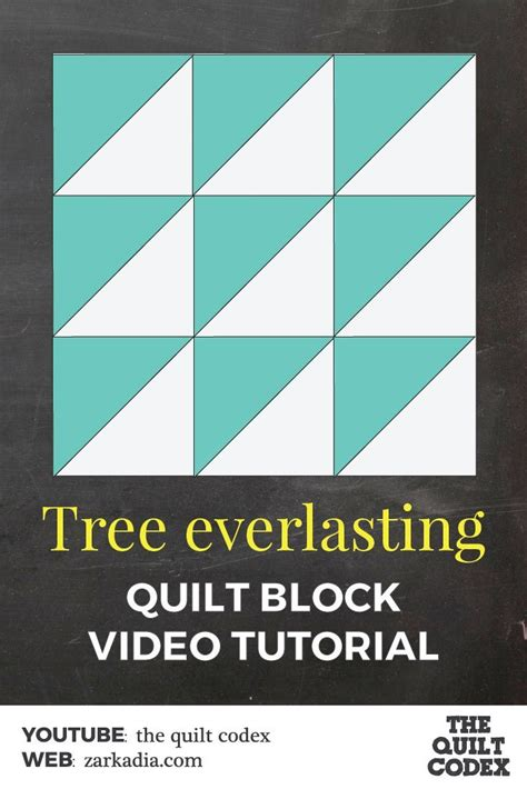Tree Everlasting Quilter s Cache