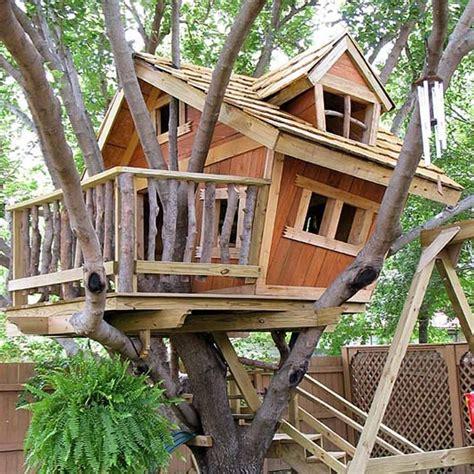Tree House Building Tips Family Handyman