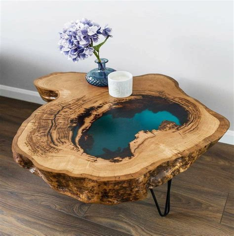 Tree Trunk Coffee Tables Houzz