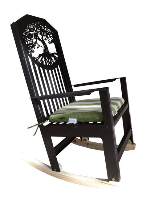 Tree rocking chair Etsy
