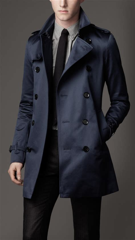 Trench Coats for Men Burberry