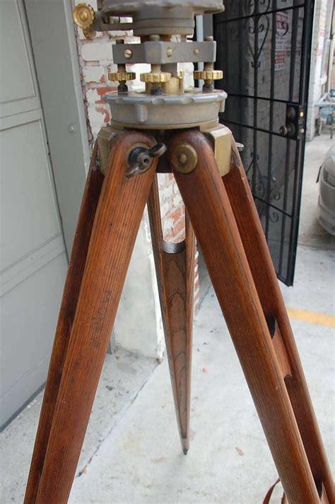 Tripods Accessories Antique Surveying