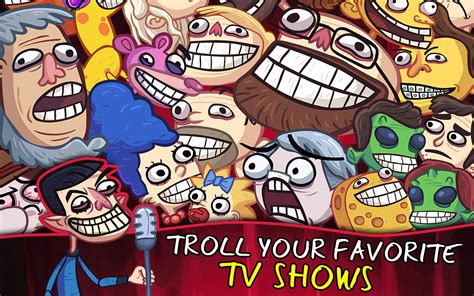 Troll Face Quest TV Shows A Free Girl Game on