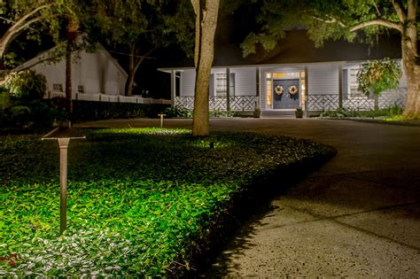 TropicScapes South Tampa Landscape Design Outdoor Lighting