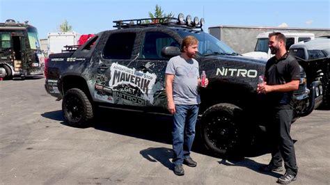 Truck Norris Maverik