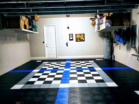 TrueLock Garage Floor Tile GarageFlooringTile