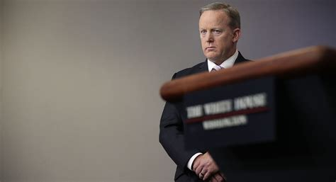 Trump weighs downsizing Spicer s public role POLITICO