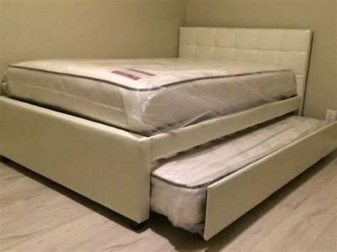 Trundle Bed Buy or Sell Beds Mattresses in Ontario