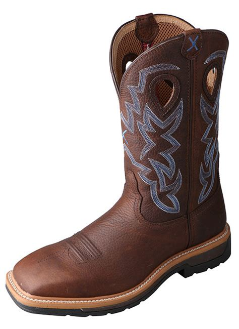 Twisted X Boots Outback Leather