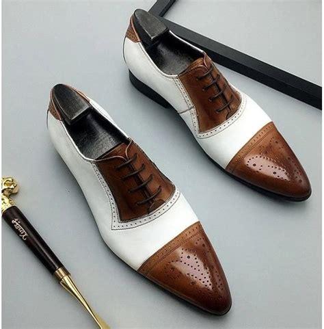 Two Tone Mens Shoes ShopStyle