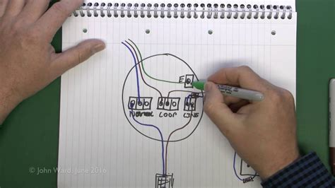 Two way switched lighting circuits 1 John Ward