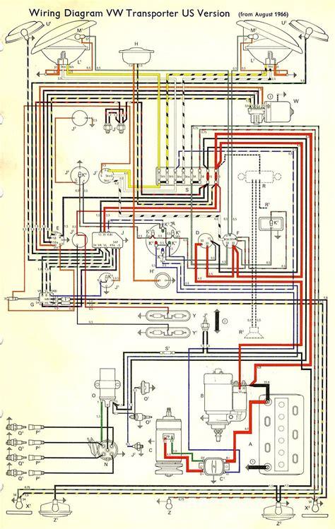 volkswagen wiring diagrams images type 2 wiring diagrams thesamba volkswagen