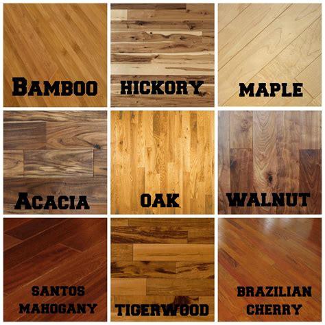 Types of Wood Floors Hardwood Flooring Types NWFA