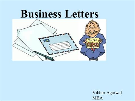 Types of business letters SlideShare