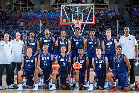 USA FIBA U19 Basketball World Cup 2017 FIBA basketball