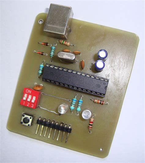 USB 8051 89 series AVR Microcontroller Programmer