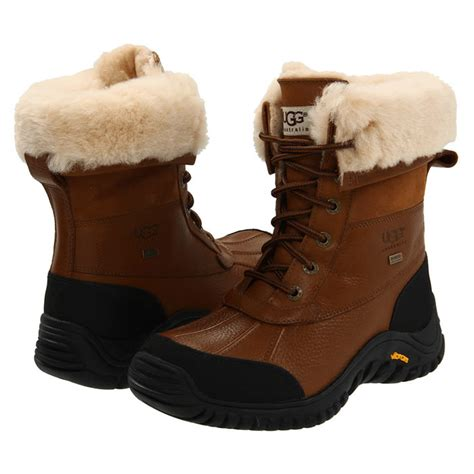 Ugg Winter Boots With Good Traction for Snowy Icy Wet
