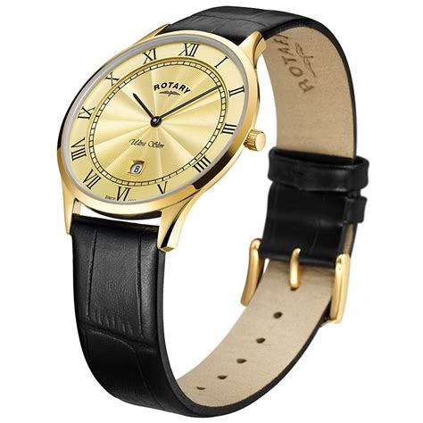 Ultra Slim Watches Rotary Watches