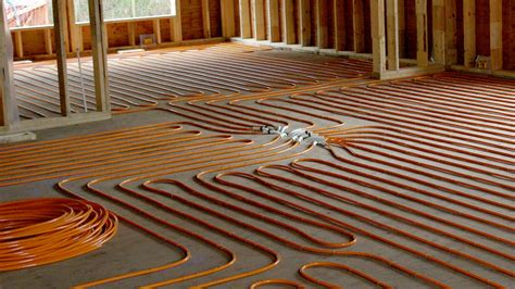 Under Floor Heating Radiant Heating Systems Residential